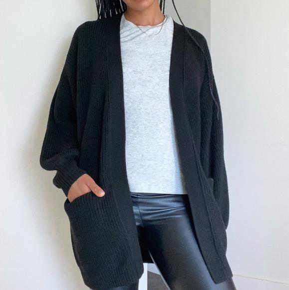 wilfred free rourke sweater black